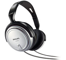 Philips SHP2500, stříbrná - SHP2500/10