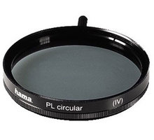 Hama filtr polarizační cirkulární 67 mm, černý