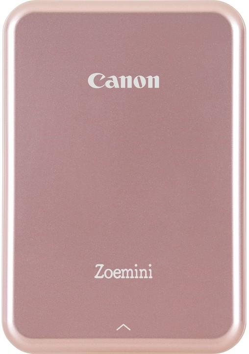 Canon Zoemini PV-123, růžová