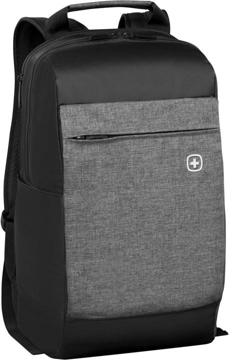 "WENGER BAHN - 16"" batoh na notebook, černý"