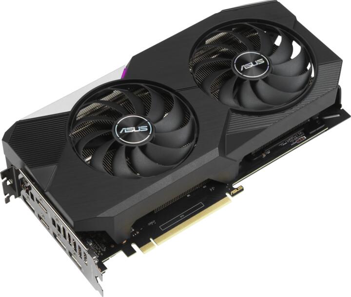 ASUS GeForce DUAL-RTX3070-8G, 8GB GDDR6