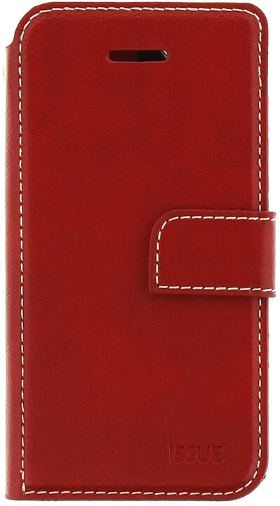 Molan Cano Issue Book Pouzdro pro Xiaomi Redmi Note 5A, červená