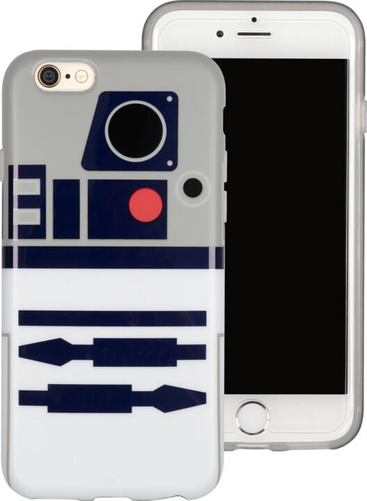 Tribe Star Wars R2D2 pouzdro pro iPhone 6/6s - Bílé