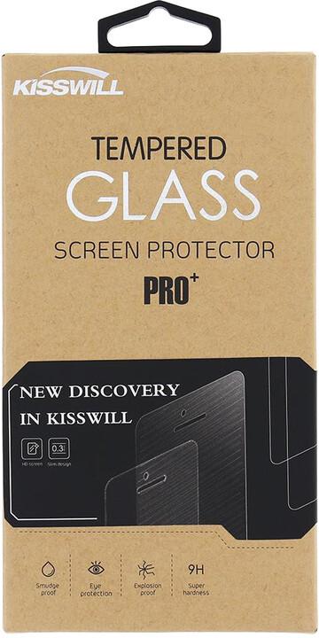 Kisswill Tvrzené sklo 0.3 mm pro Asus Zenfone 3 Max ZC520TL