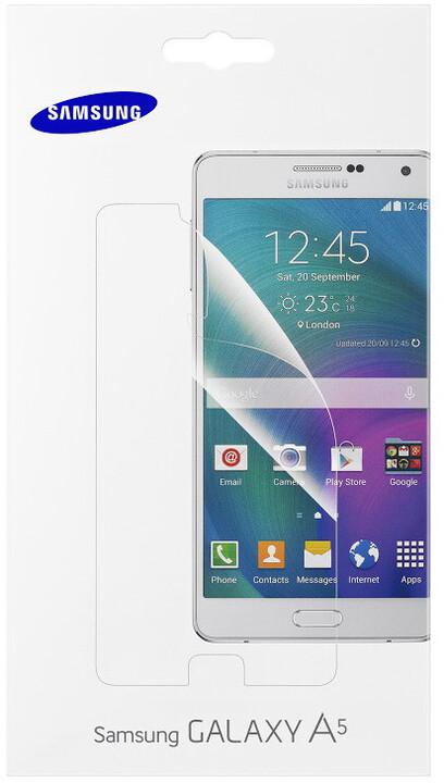 Samsung ochranná fólie na displej ET-FA500C pro Samsung Galaxy A5 (SM-A500), transparentní