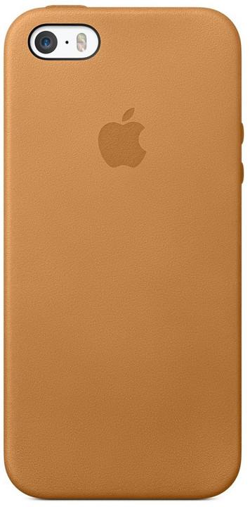 Apple Case pro iPhone 5S/SE, hnědá