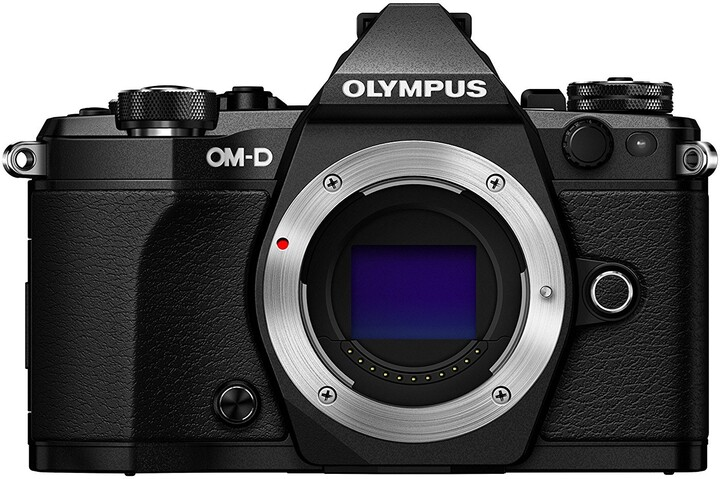 Olympus E-M5 Mark II tělo, černá