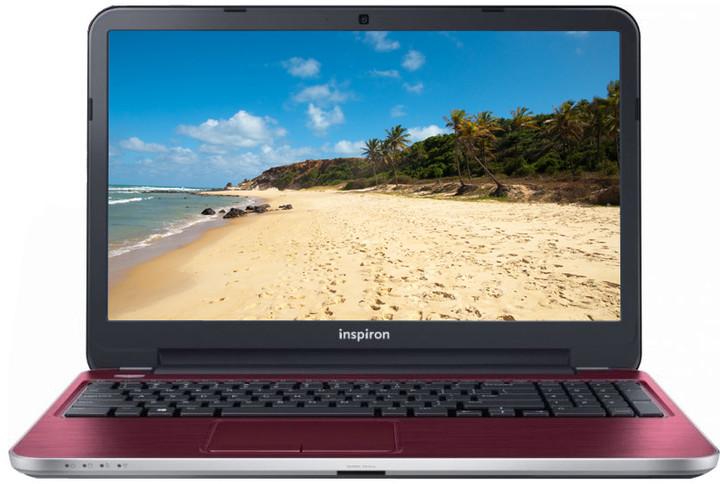 Dell Inspiron 15R 5537, červená