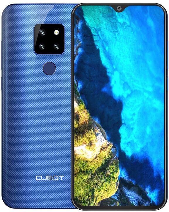 Cubot P30, 4GB/64GB, Blue