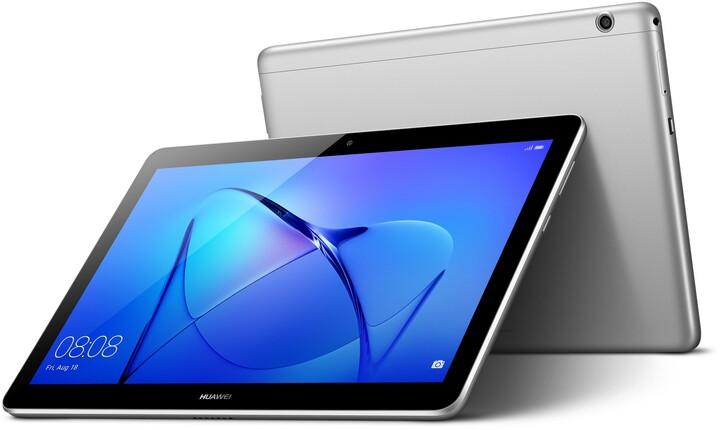 Huawei Mediapad T3 10.0, 2GB/32GB, Wifi, Space Grey