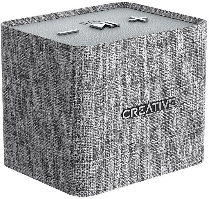 Creative NUNO Micro, šedá