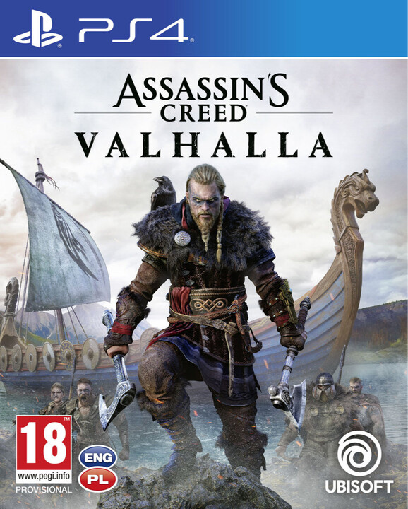 Assassin's Creed: Valhalla (PS4)