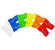 SilentiumPC sada barevných krytek pro chladič Fortis 3 v2 (HE1425), 6 barev SPC186