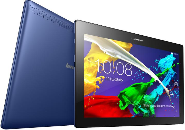 """Lenovo IdeaTab 2 A10-70F 10,1"""" - 32GB, modrá"""