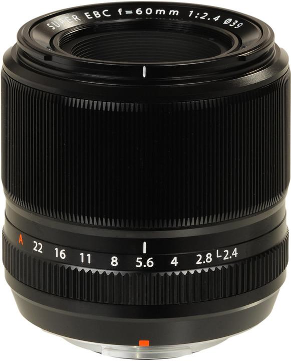 Fujinon XF60mm f/2.4 makro