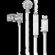 Razer Hammerhead for iOS, bílá  + Voucher až na 3 měsíce HBO GO jako dárek (max 1 ks na objednávku)