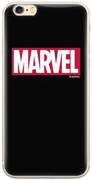 MARVEL 002 zadní kryt pro Huawei Y6 2018, černá