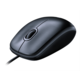 Logitech Mouse M90, černá