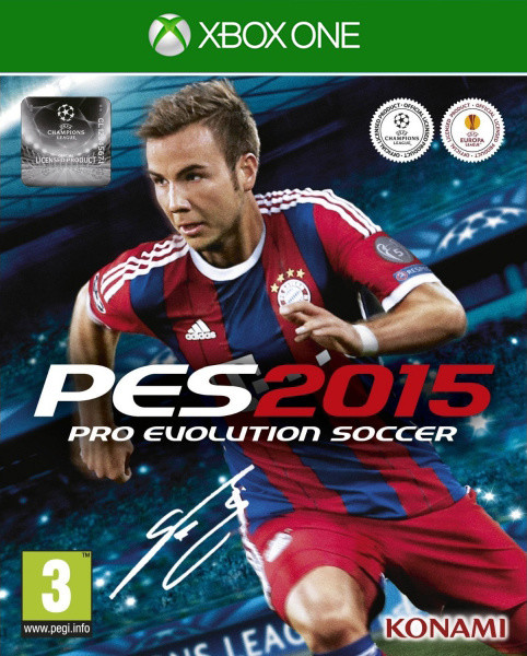 Pro Evolution Soccer 2015 (Xbox ONE)