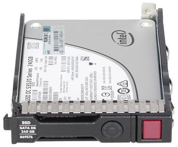 "HPE server disk 960GB/SATA/SC/2.5""/SFF"