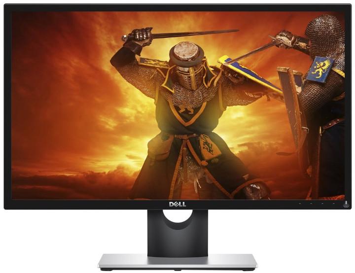 "Dell SE2417HG - LED monitor 24"""