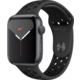 Apple Watch Nike Series 5 GPS, 44mm Space Grey Aluminium Case with Anthracite/Black Nike Sport Band