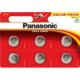 Panasonic baterie A76/LR44/V13GA 6BP Alk
