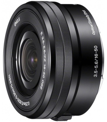 Sony 16–50mm f/3.5–5.6 OSS
