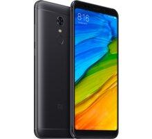 Xiaomi Redmi 5 Plus Global - 32GB, černá