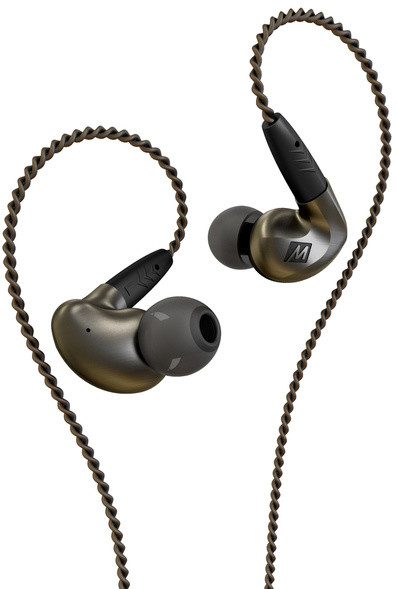 MEE audio Pinnacle P1, gunmetal