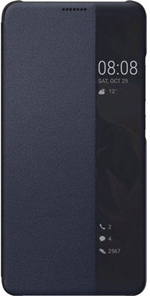 Huawei Original S-View pouzdro Mate 10 Pro, modrá