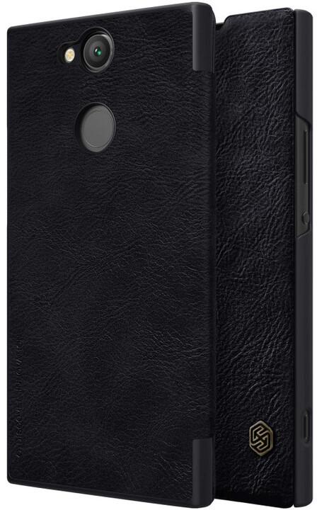 Nillkin Qin Book pouzdro pro Sony H4113 Xperia XA2, Black