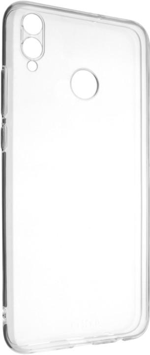 FIXED Skin pro Honor 8X, 0,6 mm, čiré