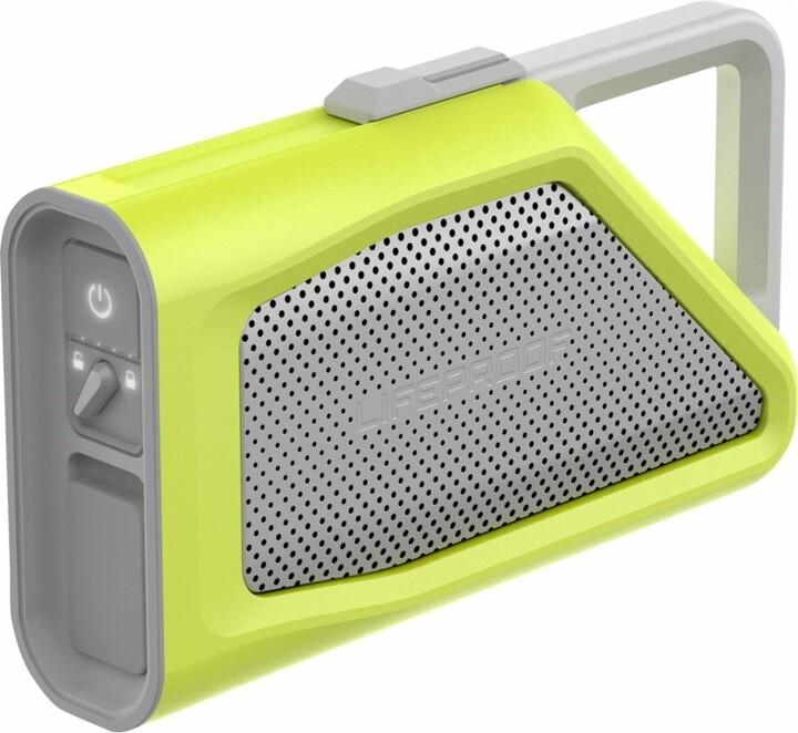LifeProof AQUAPHONICS AQ9, vodotěsný - zelený