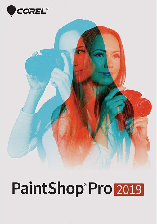 Corel PaintShop Pro 2019 Education License (při nákupu 51-250)