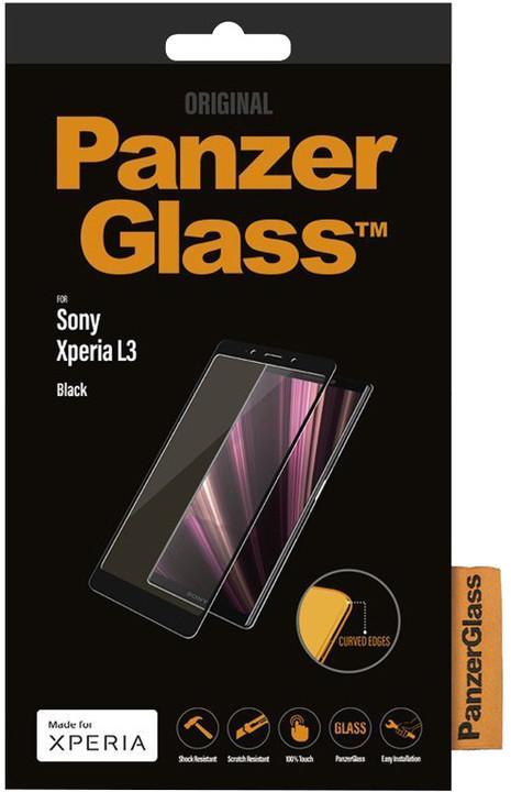 PanzerGlass Premium pro Sony Xperia L3, černá