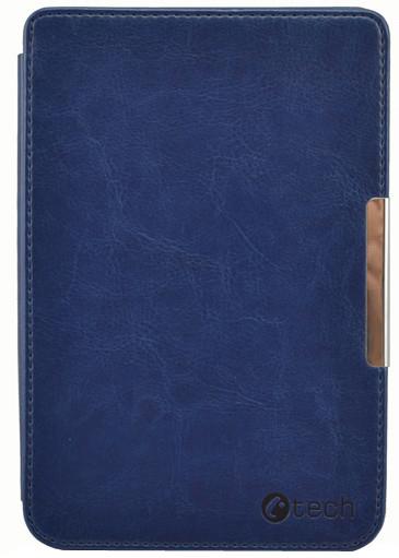 C-TECH PROTECT pro Pocketbook 624/626, PBC-03, modrá