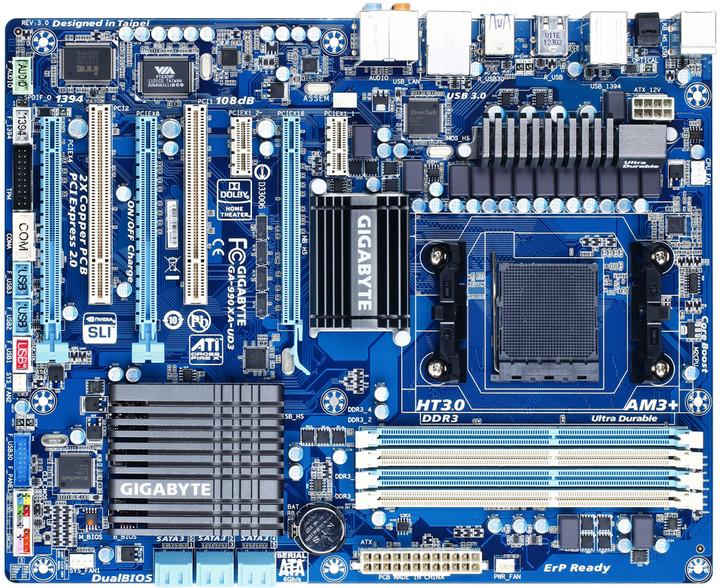 GIGABYTE GA-990XA-UD3 - AMD 990X