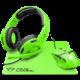 Trust GXT 790-SG Spectra set, zelená  + Voucher až na 3 měsíce HBO GO jako dárek (max 1 ks na objednávku)