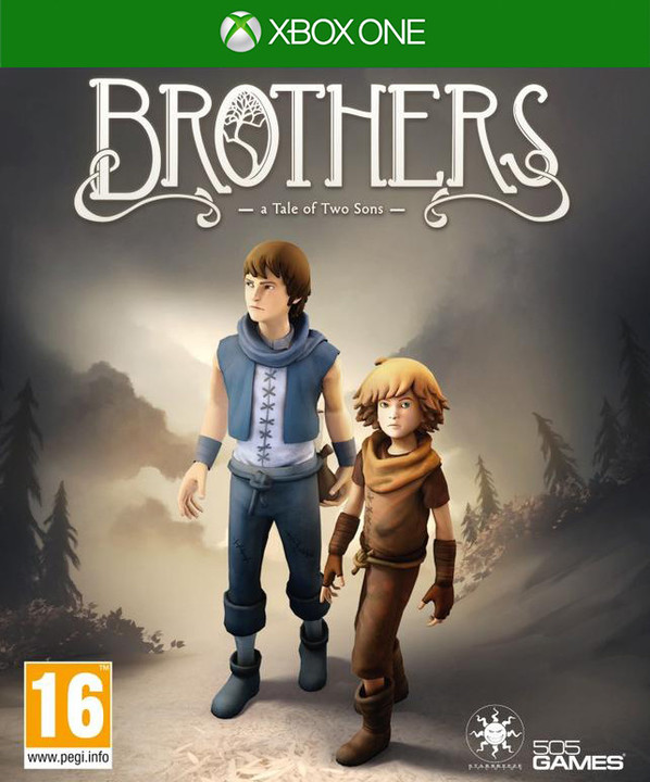 Brothers: A Tale of Two Sons - XONE