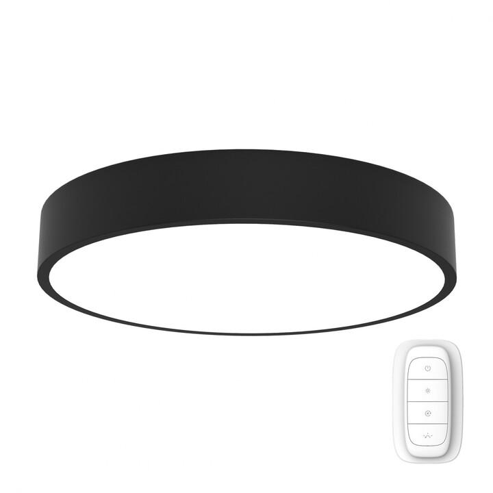 IMMAX NEO RONDATE Smart stropní svítidlo 40cm 25W, černá