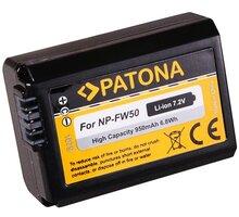 Patona baterie pro Sony NP-FW50 950mAh - PT1079