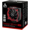 Arctic Freezer 33 eSports ONE, červená