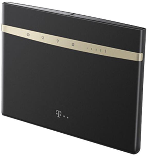 Huawei B525, T-mobile, černý