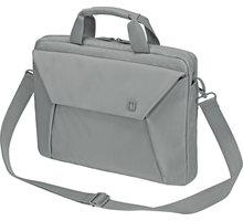 """DICOTA Slim Case EDGE - Brašna na notebook - 11.6"""" - šedá D31210"""
