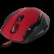 Speed Link Scelus, černá/červená
