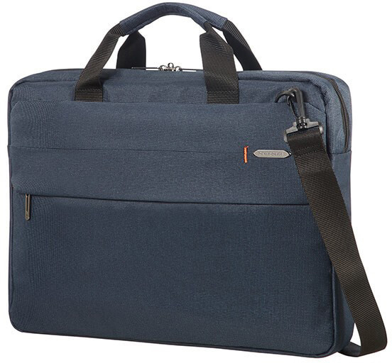 "Samsonite Network 3 LAPTOP BAG 17.3"" Space Blue"