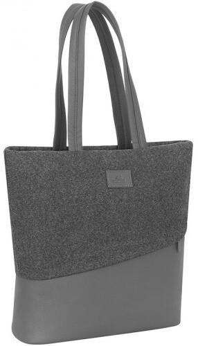 """RivaCase 7991 dámská taška do ruky pro MacBook a Ultrabook 13.3"""", šedá"""