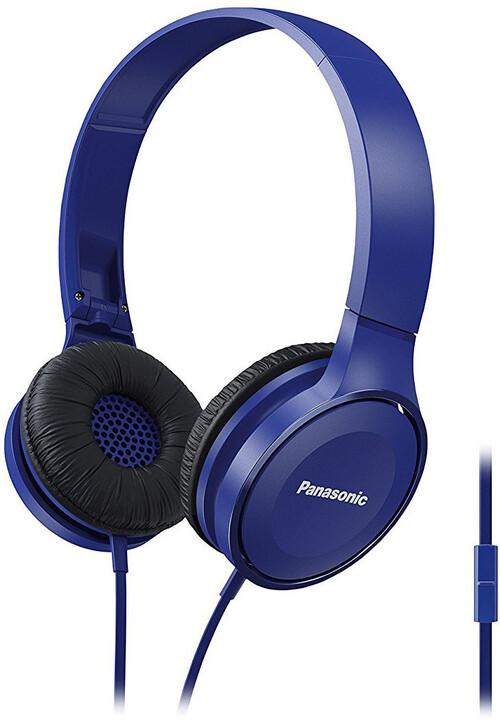 Panasonic RP-HF100ME-A, modrá