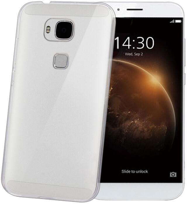CELLY pouzdro Gelskin pro Huawei Ascend Mate G8, TPU - bezbarvá